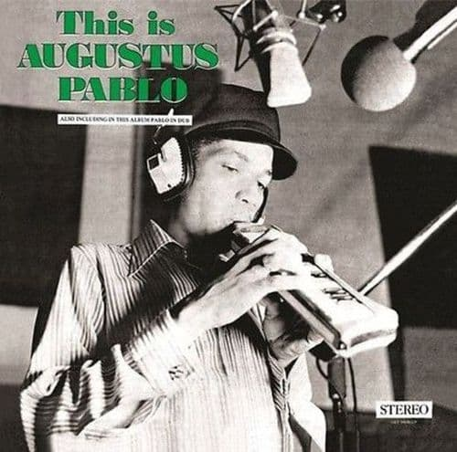 Augustus Pablo<br>This Is Augustus Pablo<br>CD, RE